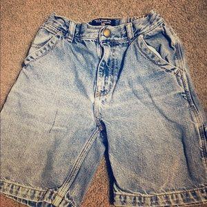 Other - Polo Jeans Ralph Lauren Denim Girls Shorts Size 6